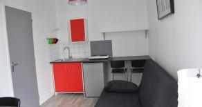 Meublé de 18 m² disponible des maintenant