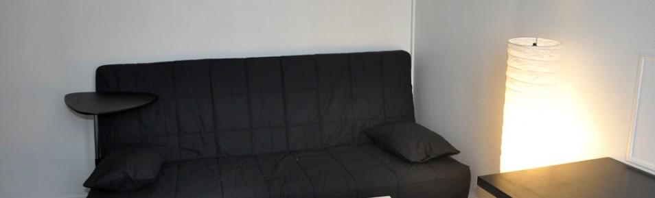 Meublé de 14 m² loué