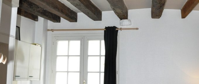 meublé de 20 m² loué