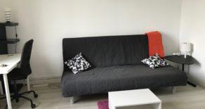 Meublé de 20 m² disponible courant aout