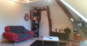 F2 en duplex de 30 m² loué
