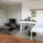 F2 meublé en duplex de 27 m² loué