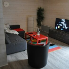 F2 de 40 m² loué