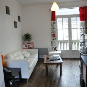 Studio de 23 m² loue