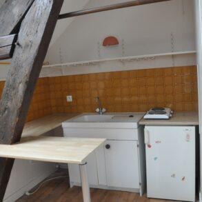 studio 25 m²  disponible courant décembre