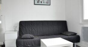 Meublé de 16 m² disponible 1er 08 2017