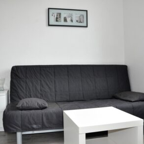 Meublé de 16 m² loué