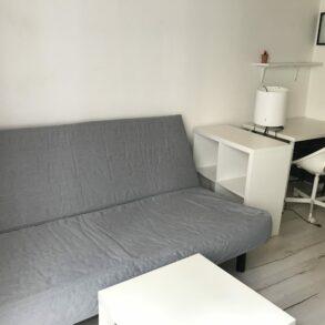meublé de 20 m² disponible début  novembre