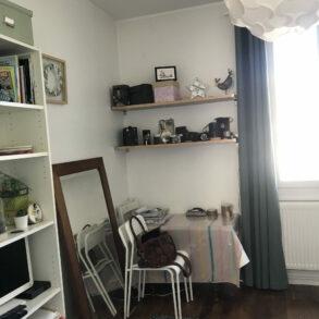 F2 de 40m² meublé disponible au 1er décembre