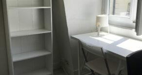 Meublé de 16 m² en mezzanine libre courant juin
