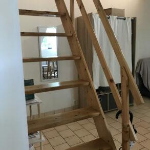 F2 en duplex de 30 m² reservé