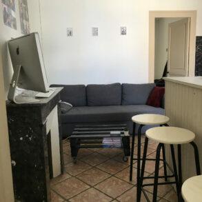 F2 meuble de 33 m² reservé