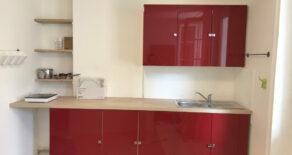 Studio meublé  de 24 m² disponible courant juillet