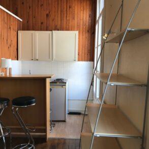 Studio de 20 m² reservé