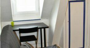 Meublé de 13 m² disponible courant septembre